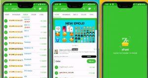 zFont app